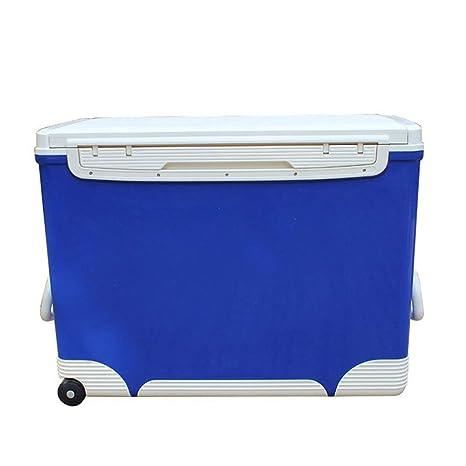 Ambiguity Nevera Camping,Capa de Aislamiento de Poliuretano refrigerador Alimentos protección del Medio Ambiente PP