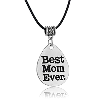 0f2bd4e39b868 Amazon.com: Mothers Day Gifts for Mother Best Mom Ever Heart ...