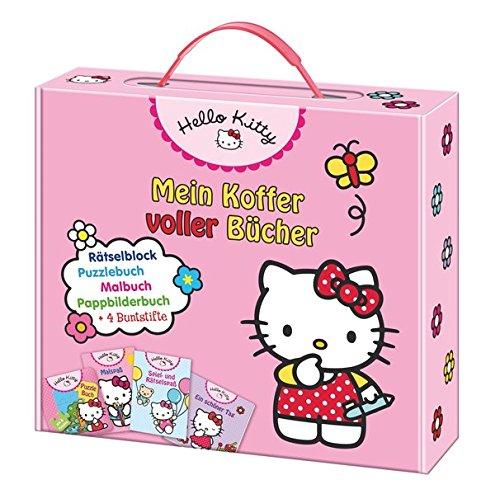 Hello Kitty Mein Koffer voller Bücher