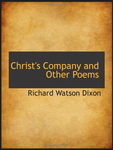 Christ's Company and Other Poems ebook