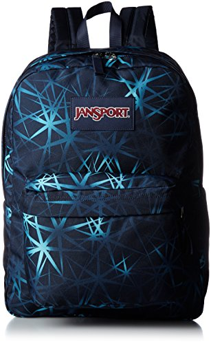 JanSport Unisex SuperBreak Janpsort Navy Night Sky Backpack by JanSport