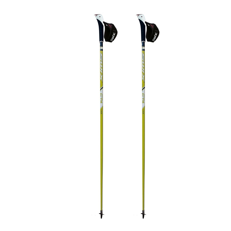 Swix CT4 Nordic Walking Stock Lime Composite Premium mit mit mit JustGoSport Spitze 1 Paar B00XY0PJ0E Wanderstcke Internationaler großer Name 569f5f
