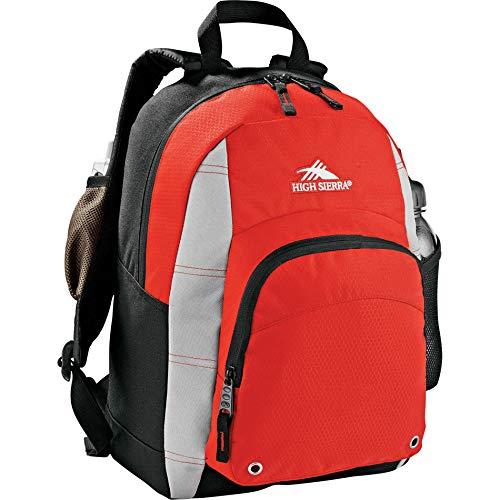 High Sierra® Impact Daypack Backpack - Red