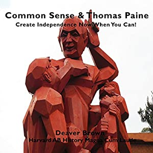 Common Sense: Text & Background Audiobook