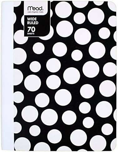 Mead Composition Notebook Selected 09358