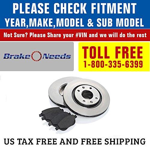 FRONT VTD650 V-Trust Premuim Quality Ceramic Brake Pads