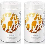 Usana Biomega (New 2 Bottles) (2 Bottles)