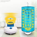 Multifunction Dampproof Clothes Dryer Machine With Hanging Clothes Bag / . : . 1. Fast drying; only 60minutes is needed for standard clothes drying process, which reduces more than half time in
