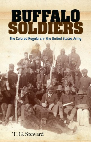 Amazon buffalo soldiers the colored regulars in the united buffalo soldiers the colored regulars in the united states army dover books on africa fandeluxe Choice Image