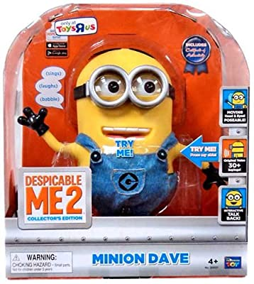 Despicable Me 2 - Dave