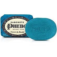 Sabonete Frescor da Manhã, PHEBO, Azul, 90g
