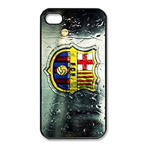 iphone4 4s Phone Case Black Barcelona DTW8066781