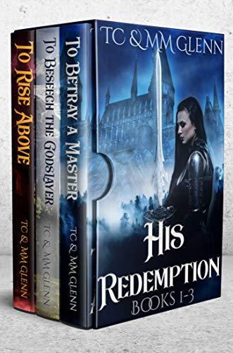 His Redemption Box Set Cover