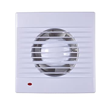 Incredible Amazon Com Extractor Fan 110V Wall Mounted One Speed Home Interior And Landscaping Eliaenasavecom