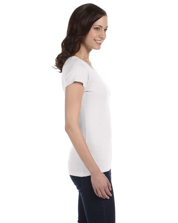 Clementine Womens Sheer Jersey Short-Sleeve T-Shirt