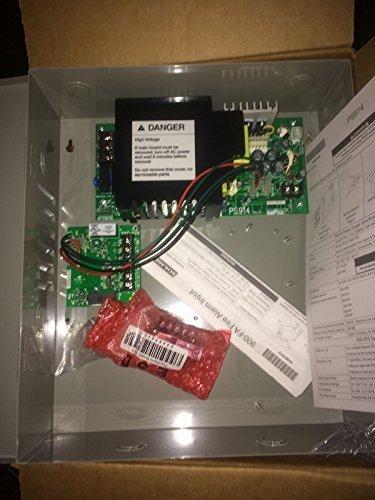 Schlage PS914-2RSFA Power Supply W/Fa, Satin Chrome by Schlage Lock Company