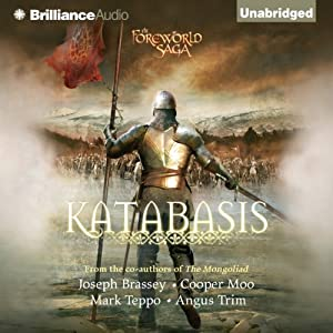 Katabasis Audiobook