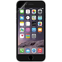 Amzer ShatterProof Screen Guard Scratch Shock Drop Protector Shield for Apple iPhone 6 Plus, iPhone 6s Plus - Retail Packaging - ShatterProof