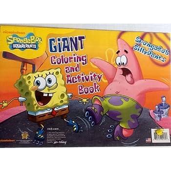Amazon.com: Nickelodeon SpongeBob Squarepants - SpongeBob SillyPants ...