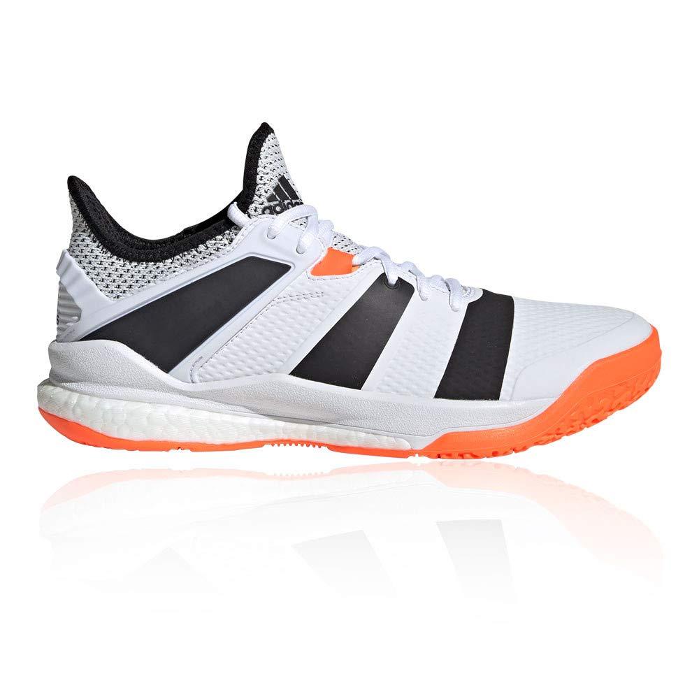 blanc 40 EU adidas Stabil X, Chaussures de Handball Homme