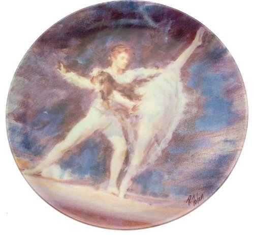 Danbury Mint Passion of Dance A Touch of Magic CP1961 by Danbury Mint