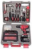 Apollo Precision Tools DT0219 Household Tool Kit, 143-Piece