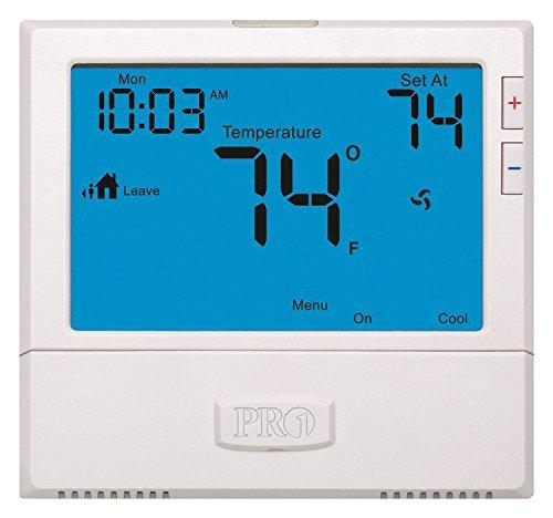 PRO1 IAQ T855 Universal Electronic Thermostat