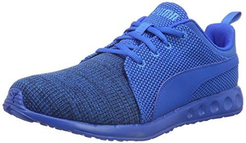 – da Blu Scarpe electric Runner Running EEA Carson Unisex Puma 03 Knit Adulto Blue Lemonade Peacoat Xw8xSv