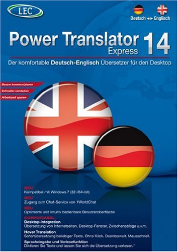 Power Translator 14 Express - Deutsch-Englisch