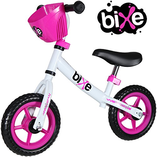 Fox Air Beds 10' Balance Bike for Kids and Toddlers - No Pedal Push and Stride Walking Bicycle...