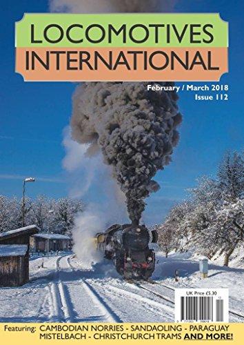 Locomotives International (Steam Train Magazine)