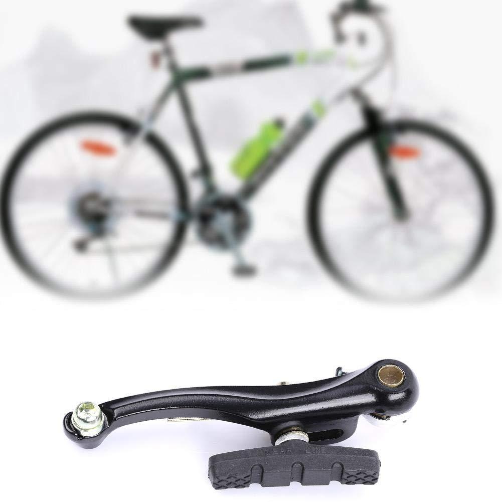 1 Paar 2 Paare Schwarz Mountainbike Radfahren Aluminiumlegierung V Bremse Set Vorne und Hinten Bremsbelag f/ür Rennrad Mountainbike MTB SolUptanisu Fahrrad V Bremse