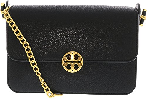 Chelsea Bag Lace Body Black Crossbody Cross Burch Tory Women's wTqnxIYEn0