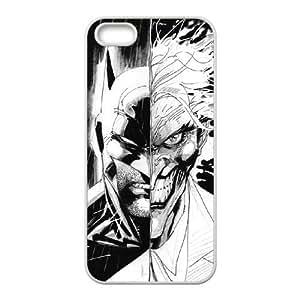 iPhone 4 4s Cell Phone Case White Batman Joker quna