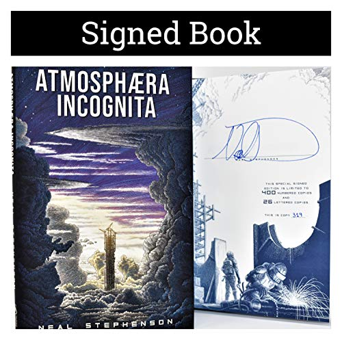 Atmosphæra Incognita (Signed & Numbered Limited Edition) by Neal Stephenson
