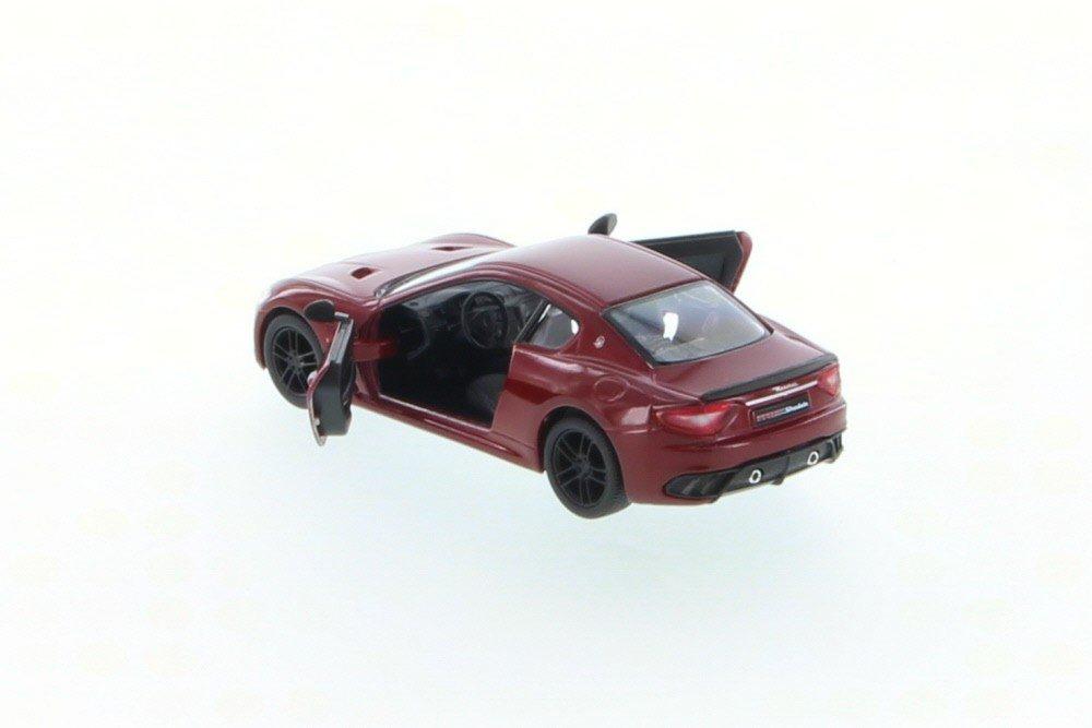 Kinsmart Maserati Grand Turismo MC Stradale Red 5395D 1//36 Scale Diecast Model Toy Car SG/_B01LVWMEZ0/_US