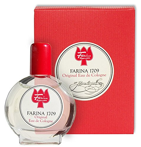 FARINA 1709 Original Eau de Cologne Miniature Flakon,  6 ml