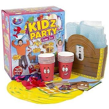 De Cumpleaños Y Pijama Party Juegos de Mesa (Texto en Inglés) [UK ...