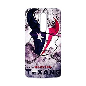 Houston Texans 22 Sports Team Phone Protector LG G3Case Cover Shell (Laser Technology)