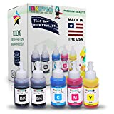 INKUTEN (TM) Set of 5 Refill Ink Ki