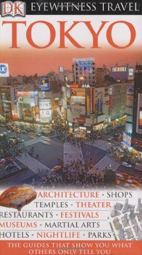 Tokyo (Eyewitness Travel Guides)