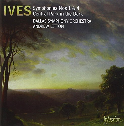 Symphonies Nos 1 & 4 Central Park in the - 4 Overlays