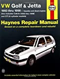 Haynes VW Golf and Jetta 1993-1998, George Parise, 1563924331