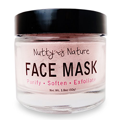 Nutty By Nature Purifying Face Mask - 100% Natural by Nutty By Nature