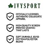 Ivysport Hooded Sweatshirt, Mens and Womens, School Color, Heritage Logo, NCAA Colleges and Universities