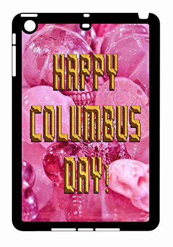 Cooliphone4Cases.com-2555-Custom Phone Cases iPhone 4/4S - DIY Happy columbus day Phone cover cases iPhone 4/4S-B01LY0ZYJH-T Shirt Design