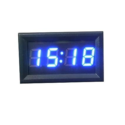 Reloj digital para coche