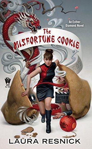 The Misfortune Cookie (Esther Diamond Novel) ()