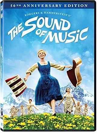 Amazon com: Sound of Music 50th Anniversary Edition: Julie Andrews