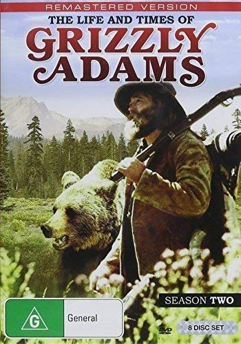 The Life and Times of Grizzly Adams Season 2 (Life And Times Of Grizzly Adams Tv Show)
